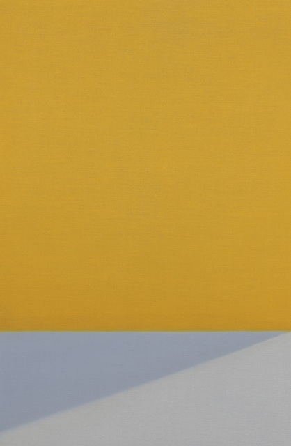 , 'Untitled (Yellow/Orange),' 2016, Berry Campbell Gallery