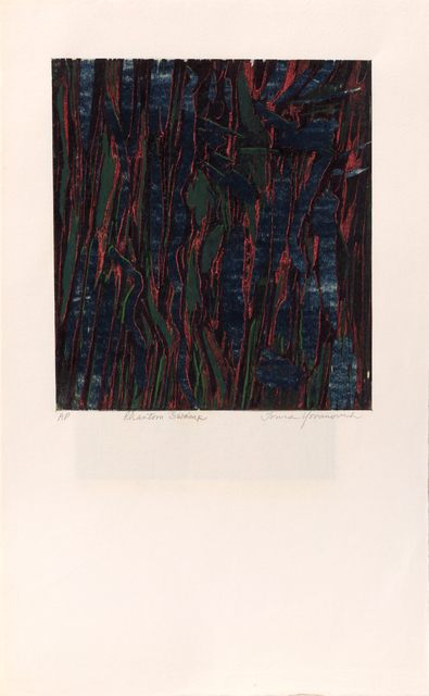 , 'Phantom Swamp,' ca. 1960, Benjaman Gallery Group