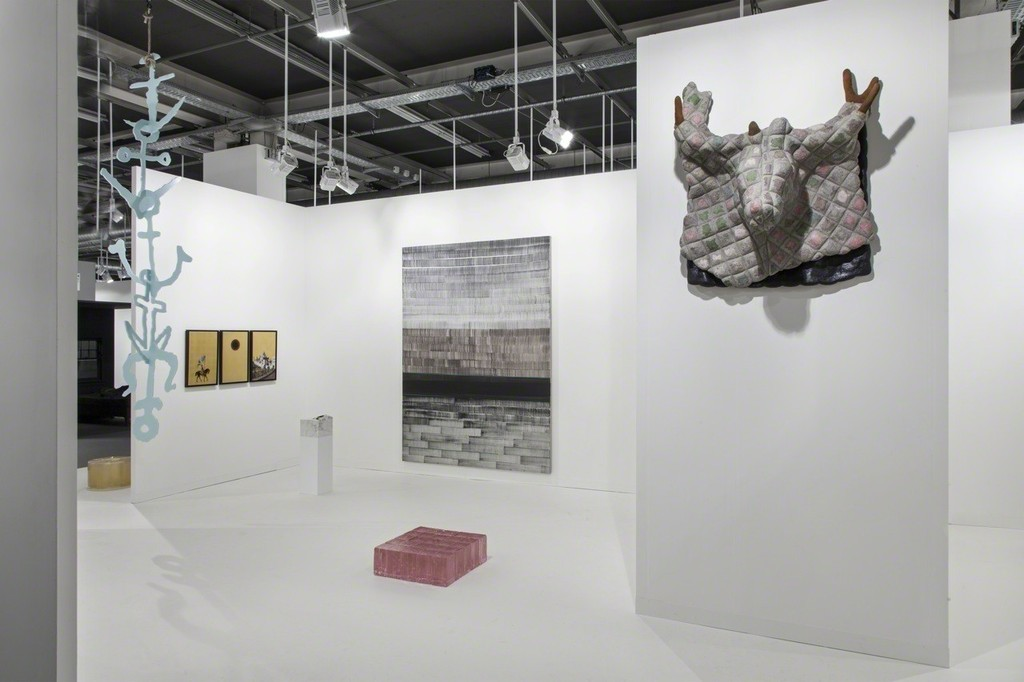 Galleria Alfonso Artiaco at Art Basel in Basel 2017