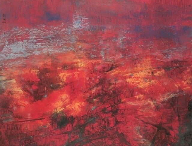 , 'The Red Land 紅色大地,' 2006, Galerie du Monde