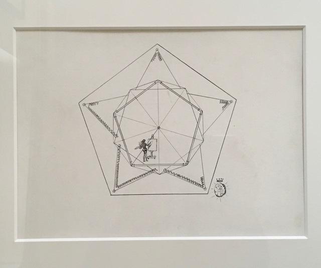 """, ' Etude pour le """"Studio Imaginaire""""de Cadaques ,' 1949, Fairhead Fine Art Limited"""