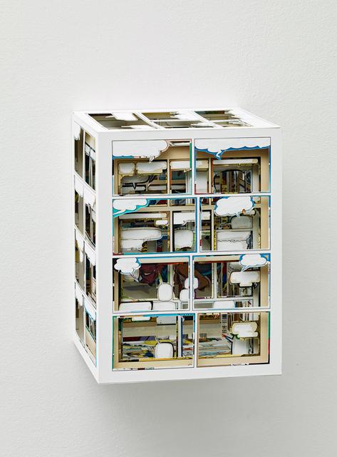 , 'White House,' 2018, Taubert Contemporary