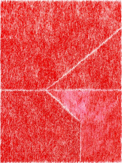 , 'Red Corner sm 1,' 2019, Haw Contemporary