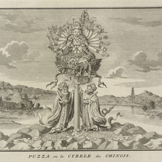 Bernard Picart, 'Puzza, or the Sibyl of the Chinese', 1723-1743, Getty Research Institute