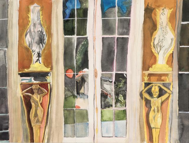 Louise Sheldon, 'Trespasser', 2015, Cade Tompkins Projects