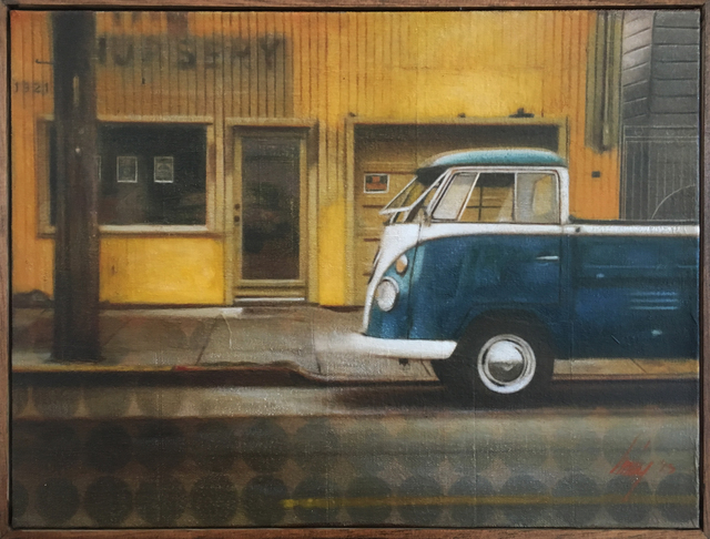 , 'Nursery Kombi Van,' , Stafford Gallery