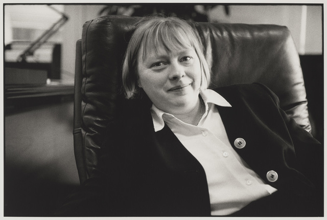 , 'Angela Eagle,' 1998, National Portrait Gallery
