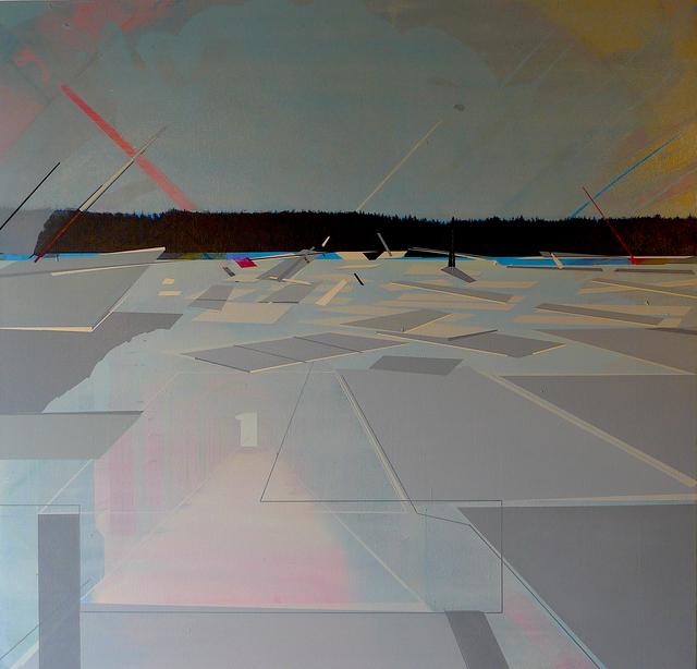 , 'Tectonic Shift #4,' 2017, Mark Moore Fine Art