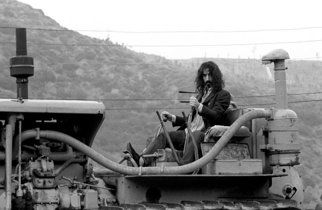 , 'Frank Zappa,' , Gallery 270