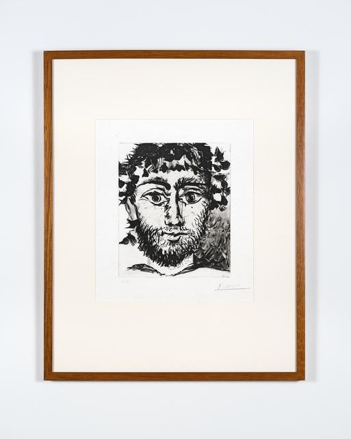 Pablo Picasso, 'Tête de Faune', 1958, Zeit Contemporary Art