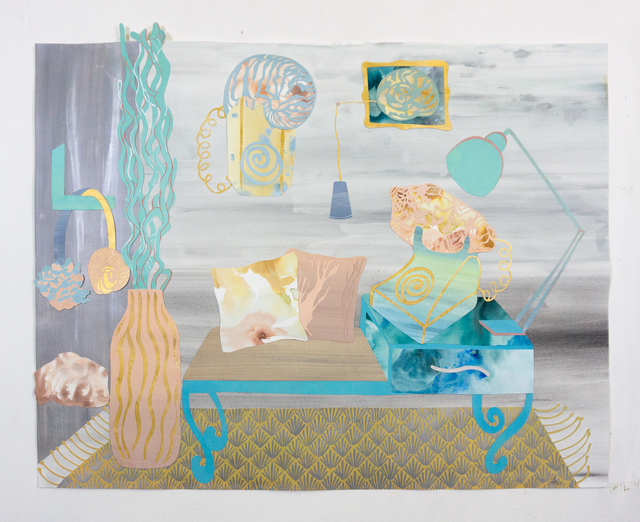 , 'Calling the sea,' 2017, Chan + Hori Contemporary