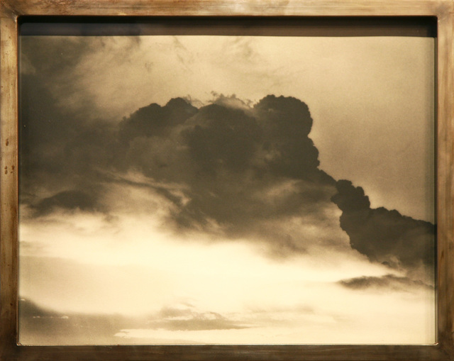 , 'Negative Cloud,' 1993, David Richard Gallery