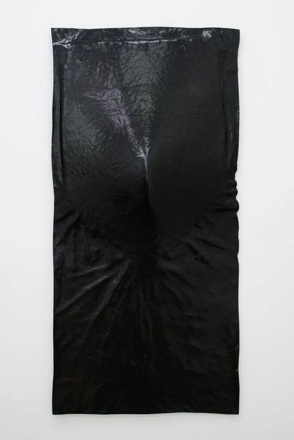 , 'Flossenrelief,' 1974, Super Dakota