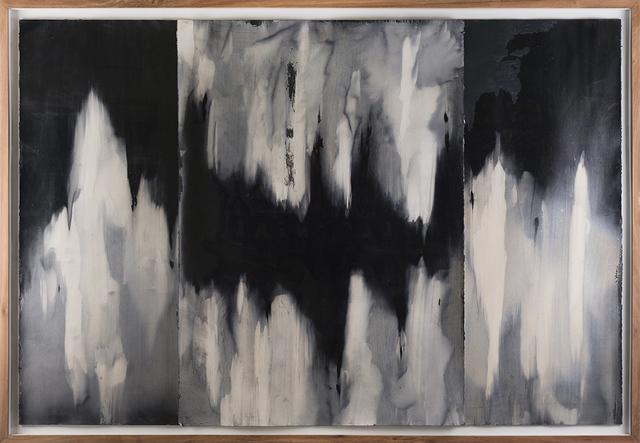 , 'Achromatic (beneath) I,' 2017, SMAC