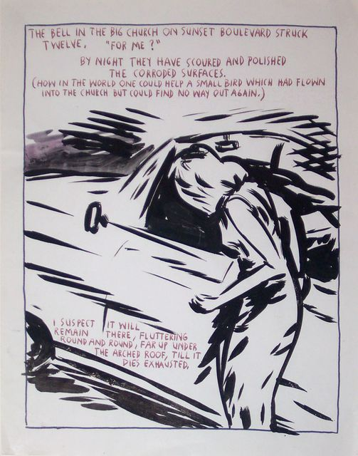 , 'No Title (The bell in),' 1989, Vivian Horan Fine Art