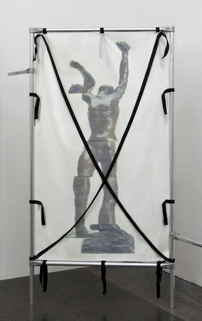 , 'Nacktes Erbe: Der Getroffene (Stürmender), 1914,' 2017, Barbara Gross