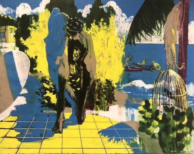 ", '""Pushkin's Tale of the Gold Fish"",' 2018, Adah Rose Gallery"