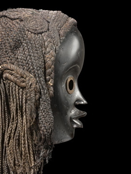 , 'Dan Mask,' ca. Late 19th Century, Tambaran