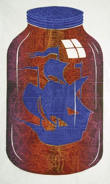 , 'Submuloc,' , Robischon Gallery