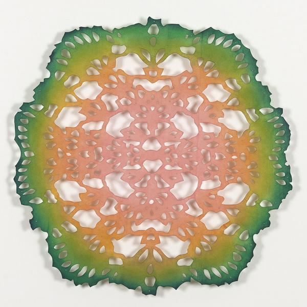 , 'Watermelon Tourmaline,' 2018, Caviar20