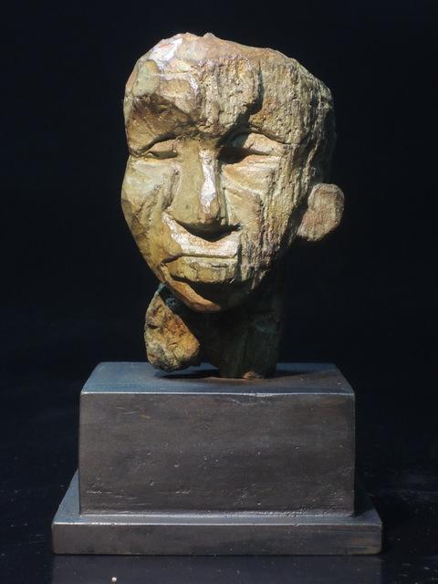 , 'Kopf 300,' 2018, Bode Gallery