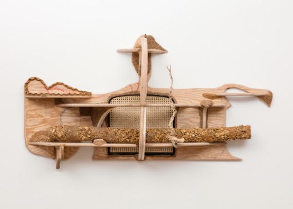 , 'Shelf for a Log,' 2016, ICA Philadelphia