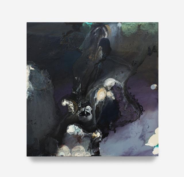, 'Pégase Noir (Black Pegasus),' 2016, SADE