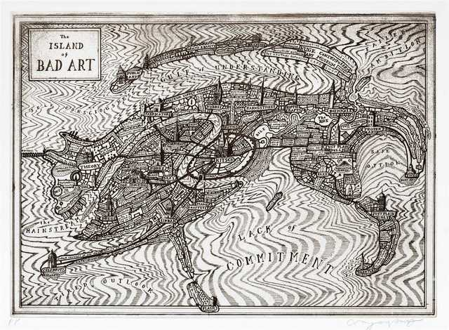 Grayson Perry, 'The Island of Bad Art', 2013, Tate Ward Auctions