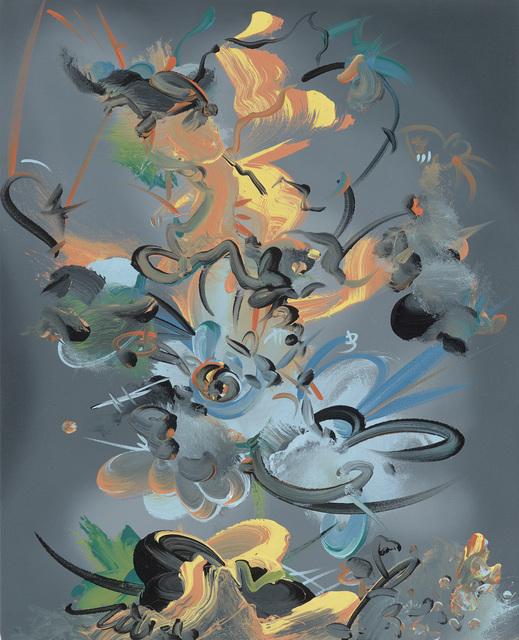 Fiona Rae, 'Figment 2a', 2015, Buchmann Galerie