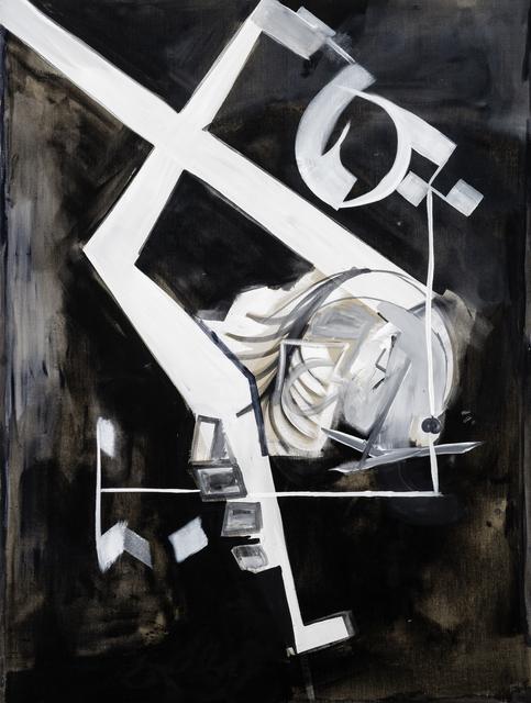 , 'Untitled (palm),' 2015, Galerie Eva Presenhuber