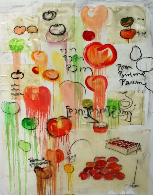 , 'Pomme Pomme Pomme,' 2005, Galerie Ariel Sibony