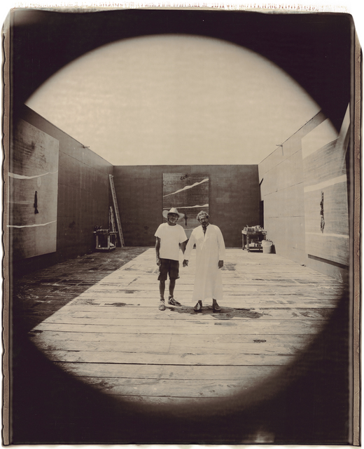, 'Untitled (Julian and Chuck, Montauk Studio),' 2008, Ostlicht. Gallery for Photography