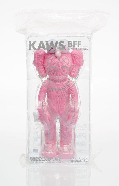 KAWS, 'BFF Companion (Pink)', 2018, Heritage Auctions
