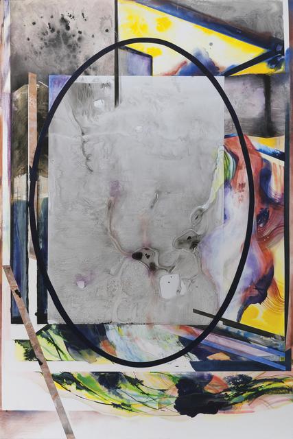 , 'Spiegel III,' 2018, Galerie Isabelle Lesmeister