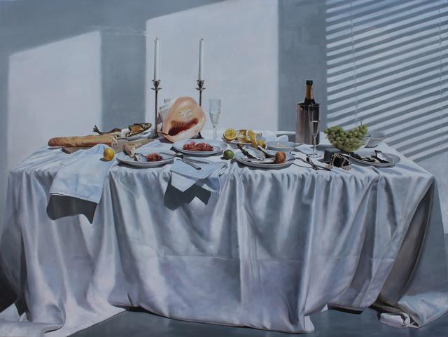 , 'La Mer,' 2016, GALERIE BENJAMIN ECK