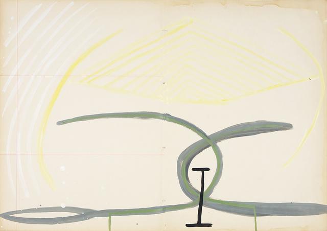 , 'Found Paper #2,' 2015, Kathryn Markel Fine Arts