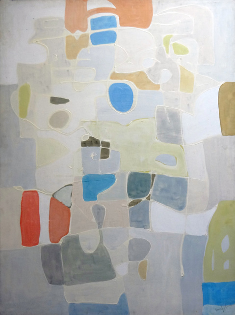 , 'Untitled (50-P63),' ca. 1955, 203 Fine Art