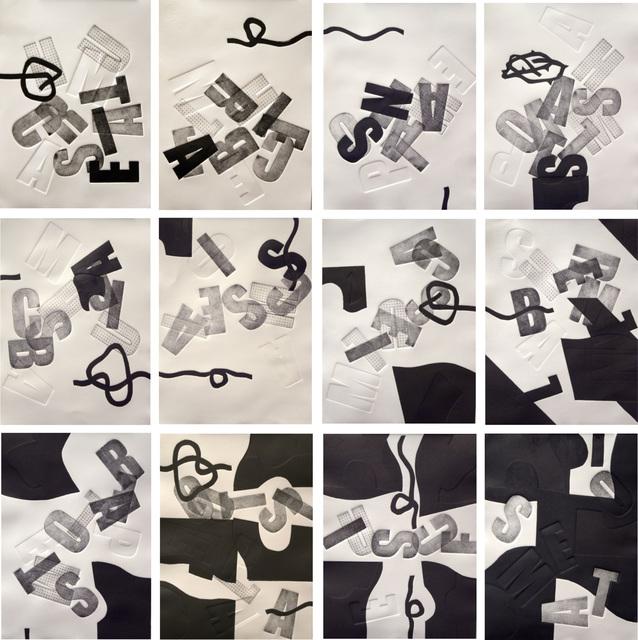 , 'Nanas de la Cebolla 2,' 2011, Galería Weber-Lutgen
