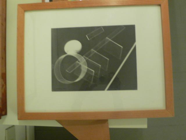 , 'Senza titolo (cerchio e rettangoli trasparenti),' 1937, SAGE Paris