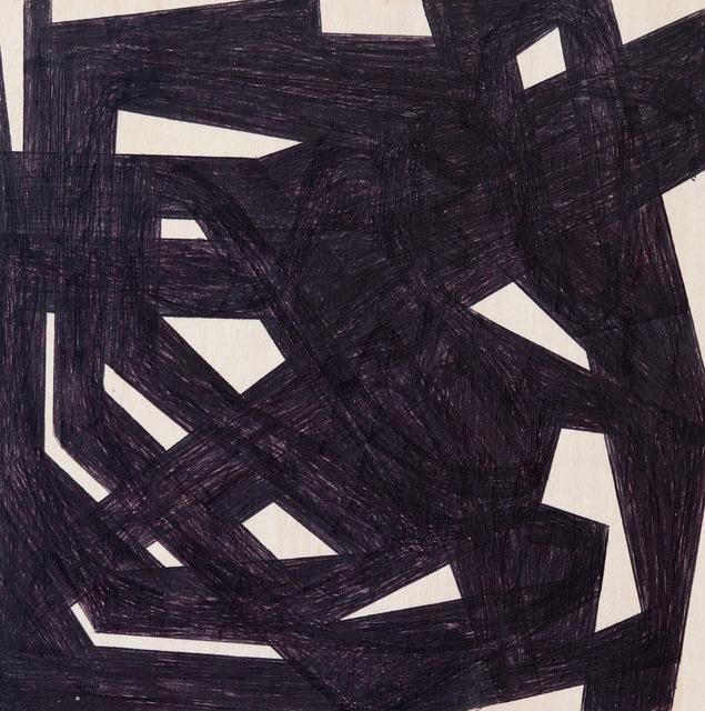 Clover Vail, '#4', 2015, Aaron Galleries