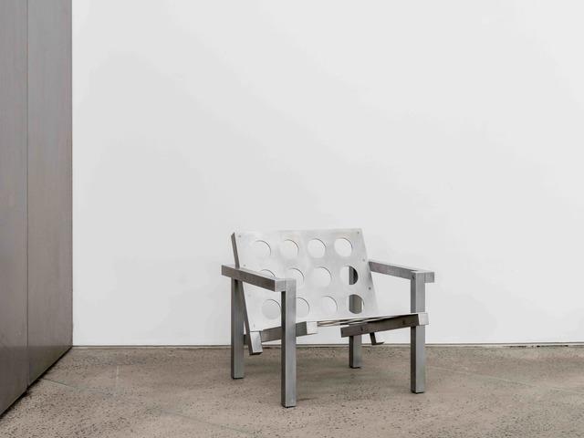 , 'Script Chair OS,' 2009, Chamber