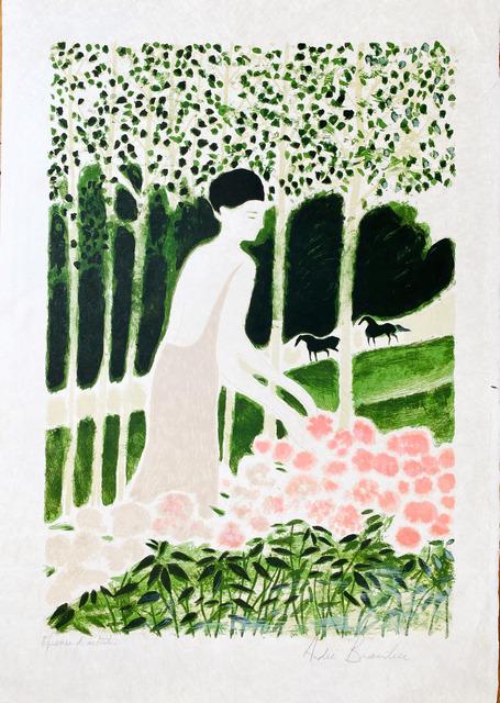 Andre Brasilier, 'Pastorale', 1978, Fairhead Fine Art Limited
