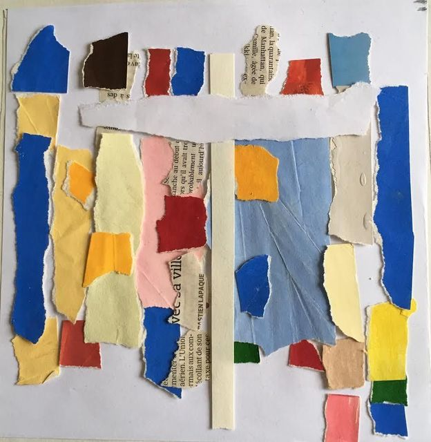 , 'Collage 202,' ca. 2012–14, Rosenberg & Co.