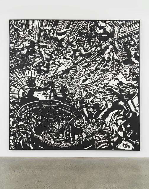 Peter Nagy, 'God Lie', 1988, Painting, Acrylic on canvas, Magenta Plains