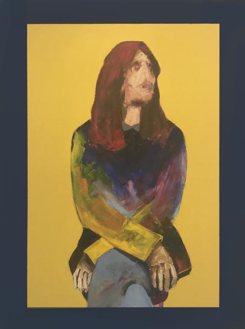 , 'Marjory Janini, 28 n.02,' 2017, Lois Lambert Gallery