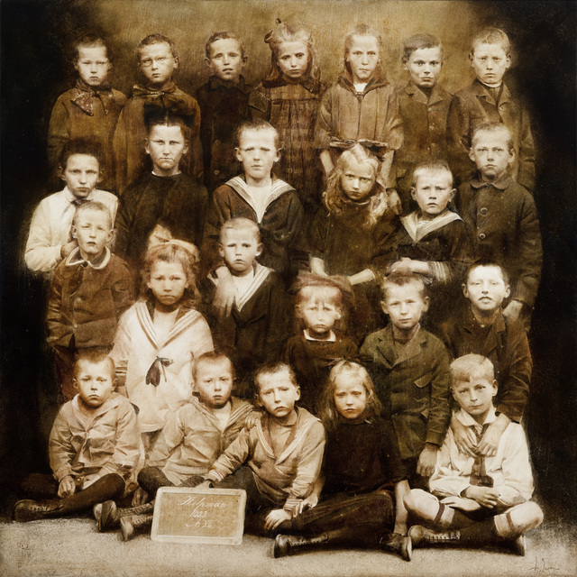 , 'Class Reunion II,' 2016, RJD Gallery