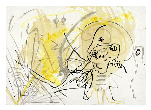 , 'Ohne Titel,' 1988, Suzanne Tarasieve