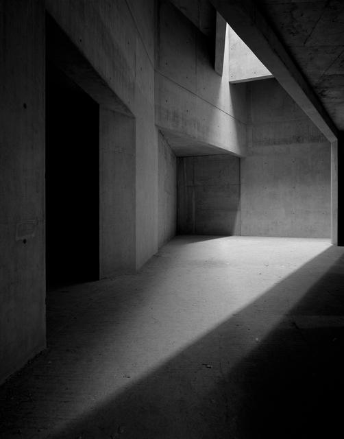 , 'Jewish Museum (Architecture by Daniel Libeskind),' 1996, ammann//gallery