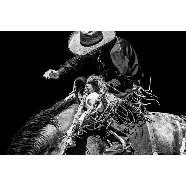 , 'Rodeo no. 10,' 2013, Danziger Gallery