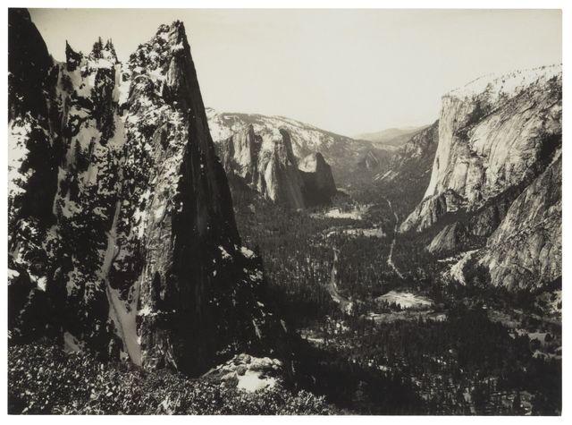 , 'The Sentinel, Yosemite Valley,' c. 1927, Atlas Gallery